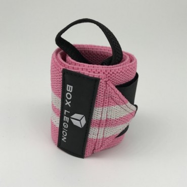 WRAPS VELCRO | ROSE | BOX LEGION