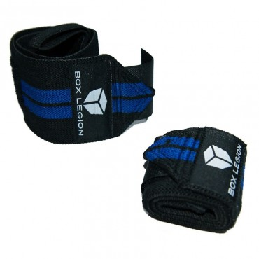 WRAPS VELCRO | BLUE | BOX LEGION