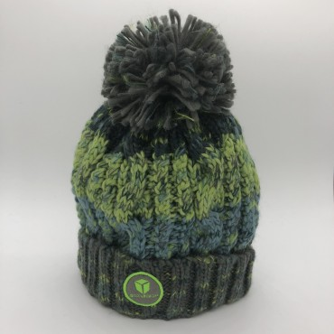 ICON BONNET | TRIPLE GREEN | BOX LEGION