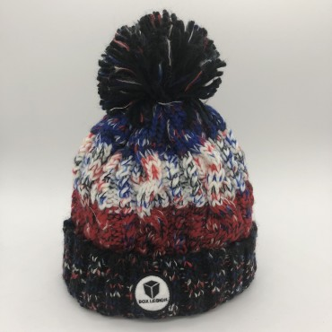 ICON BONNET | BLUE-WHITE-RED | BOX LEGION
