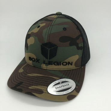CAP | MILITARY | BOX LEGION