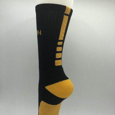 SOCKS | BLACK & YELLOW | BOX LEGION