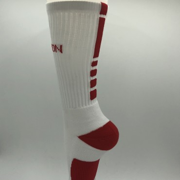 SOCKS | WHITE & RED | BOX LEGION