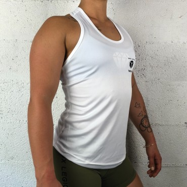 TOP TRAINING WHITE | WOMAN | BOX LEGION
