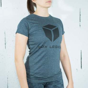 T-SHIRT DARK | WOMAN | BOX LEGION