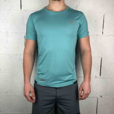 T-SHIRT 013 TURQUOISE | MAN | BOX LEGION