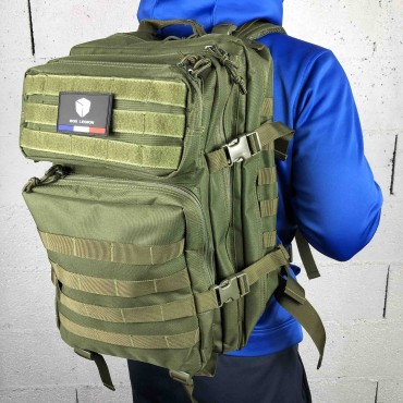 "BACKPACK ""OPS"" KAKI BOX LEGION"