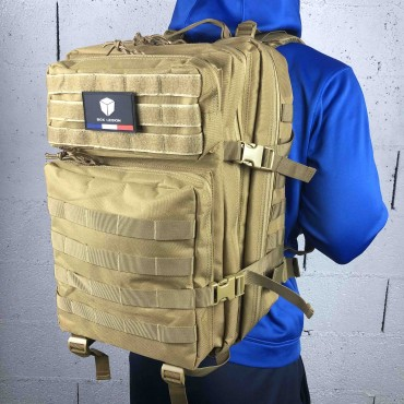 "BACKPACK ""OPS"" CAMEL BOX LEGION"