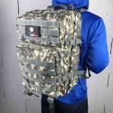 "BACKPACK ""OPS"" CAMO BOX LEGION"