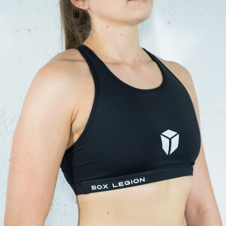 BRASSIÈRE HIGH REP | FEMME | BOX LEGION