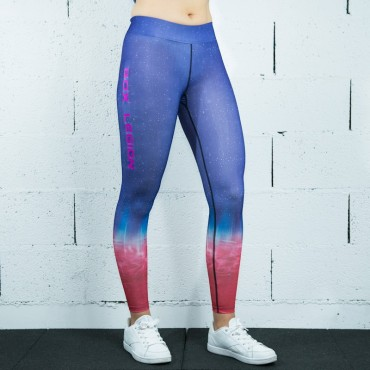 Legging Box Legion Purple