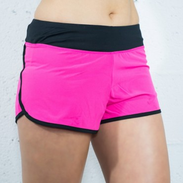 SHORT TRAINING 2.0 ROSE | FEMME | BOX LEGION