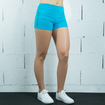 Wod Short Bleu