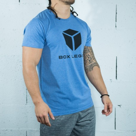 T-SHIRT CLASSIC BLUE | HOMME | BOX LEGION