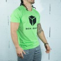 T-SHIRT CLASSIC GREEN | HOMME | BOX LEGION