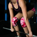 KNEES SUPPORT CAMO PINK | BOX LEGION